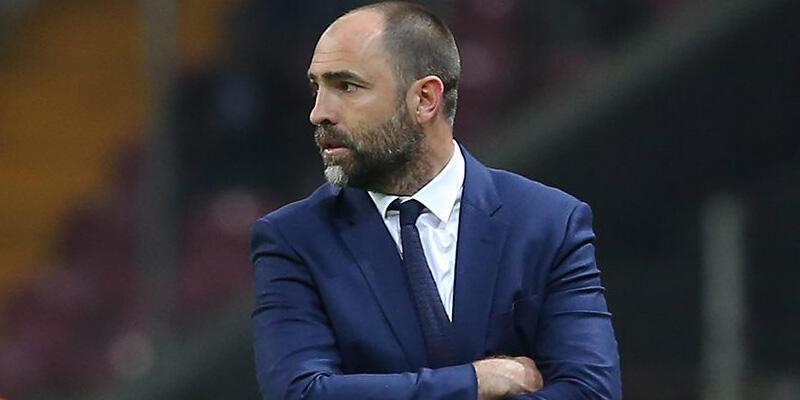 Galatasaray Teknik Direktörü Tudor: Onlar iyi oynadı, biz iyi oynayamadık