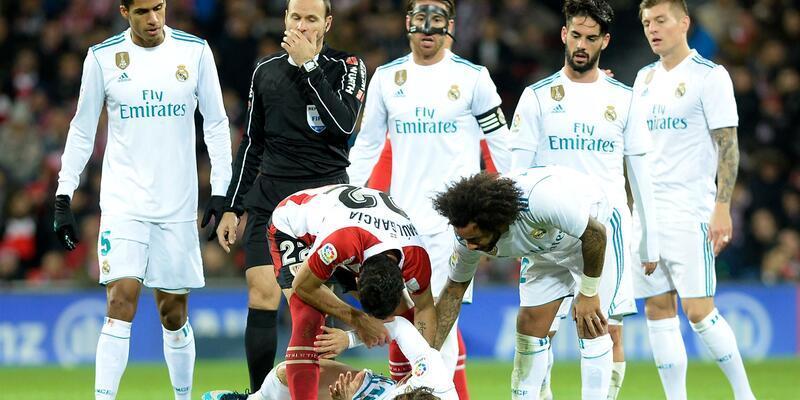 Real Madrid 4. sıraya düştü