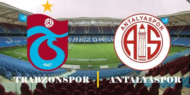 Canlı: Trabzonspor-Antalyaspor maçı izle | beIN Sports canlı yayın