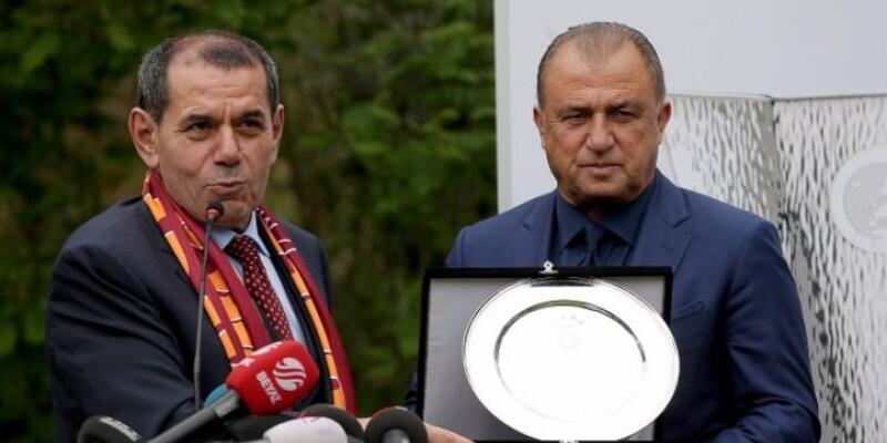 Dursun Özbek: Fatih Terim'le görüşmedik
