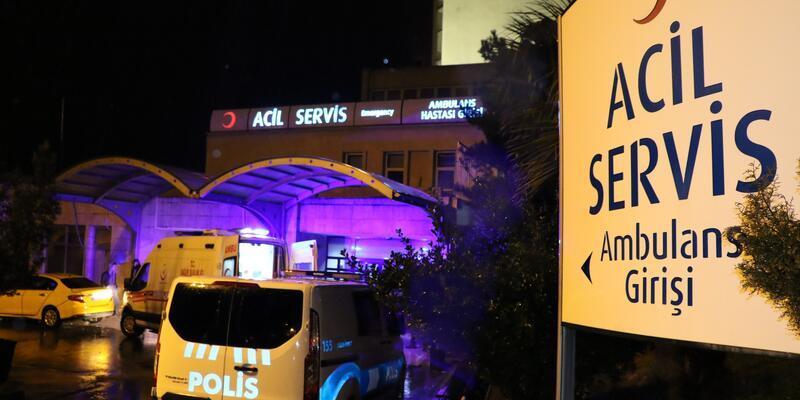 Gazinoda çalışan trans bireyi vurup hastane bahçesine attılar