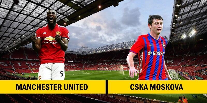 Canlı: Manchester United-CSKA Moskova maçı izle | Şampiyonlar Ligi maçları hangi kanalda?