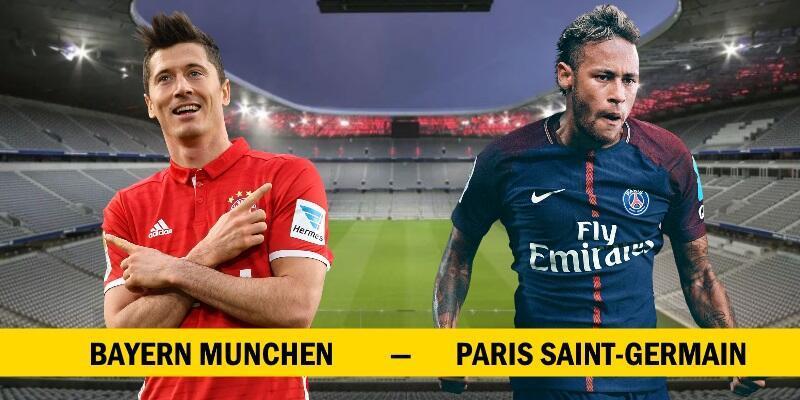 Canlı: Bayern Münih-PSG maçı izle   Şampiyonlar Ligi maçları hangi kanalda?