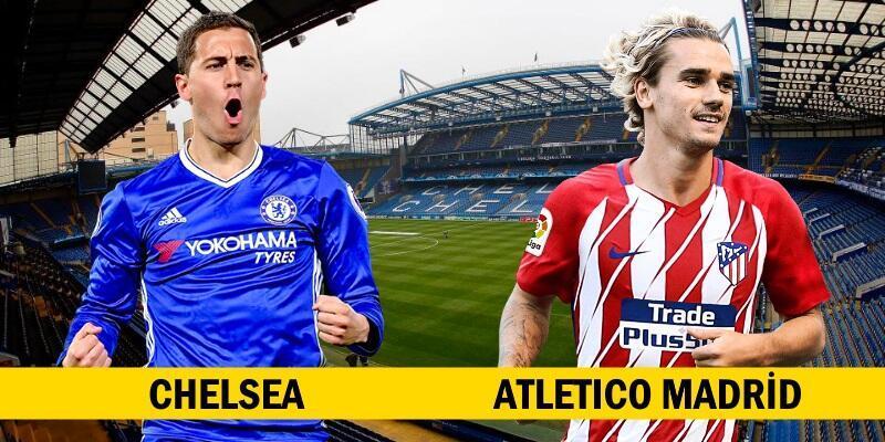 Canlı: Chelsea-Atletico Madrid maçı izle   Şampiyonlar Ligi maçları hangi kanalda?