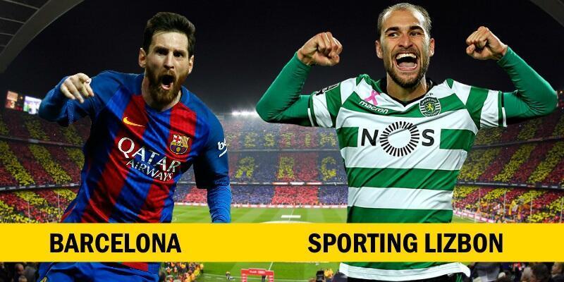 Canlı: Barcelona-Sporting Lizbon maçı izle | Şampiyonlar Ligi maçları hangi kanalda?
