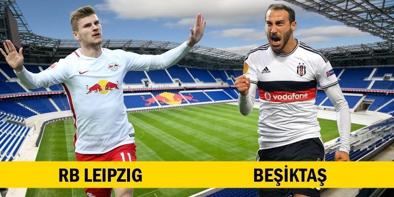 Leipzig Beşiktaş canlı izle | BJK maçı şifresiz izlenebilecek mi?