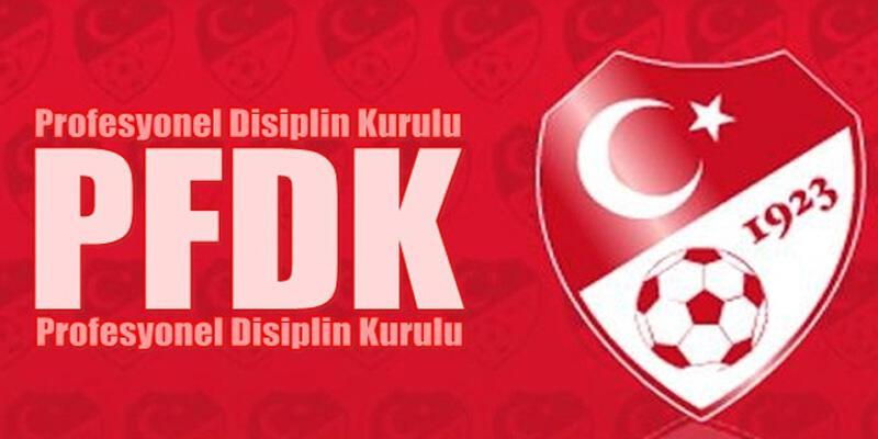 Beşiktaş, Galatasaray ve Fenerbahçe PFDK'ya sevk edildi