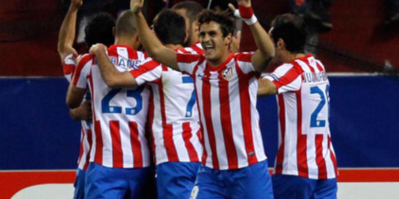 Atletico Madrid en son elendiğinde Avrupa Ligi şampiyonu olmuştu