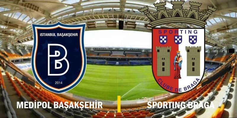 Başakşehir-Braga maçı izle | Başakşehir maçı canlı yayını şifresiz hangi kanalda?