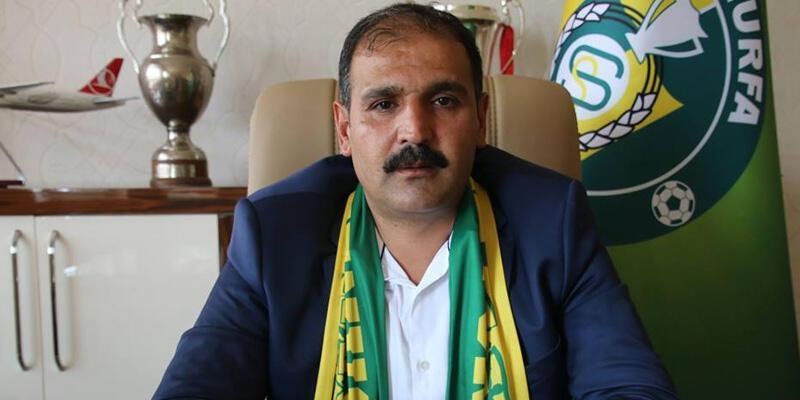 Şanlıurfaspor Kulübü Başkanı Emin Yetim PFDK'ya sevk edildi