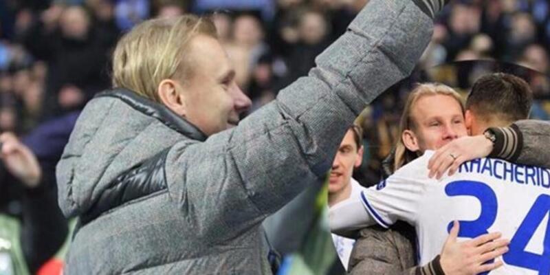 Domagoj Vida Dinamo Kiev'e veda etti
