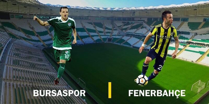 beIN Sports: Bursaspor-Fenerbahçe maçı izle | Süper Lig canlı yayın