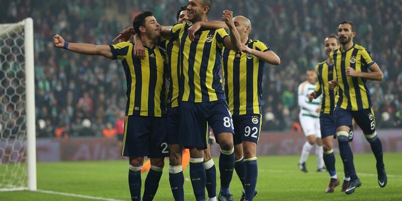 Bursaspor-Fenerbahçe / CANLI