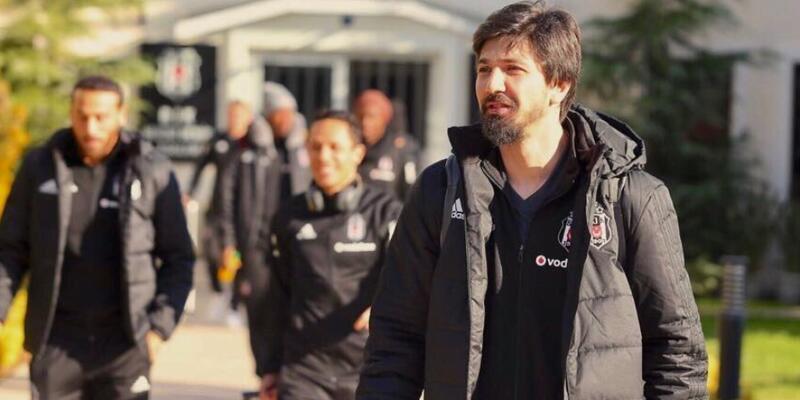 Beşiktaş Kayseri'ye tam kadro gitti