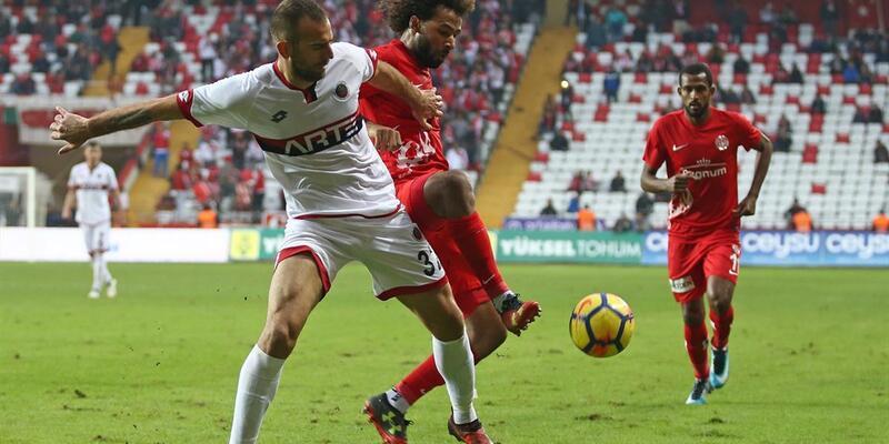 Antalyaspor 1-1 Gençlerbirliği