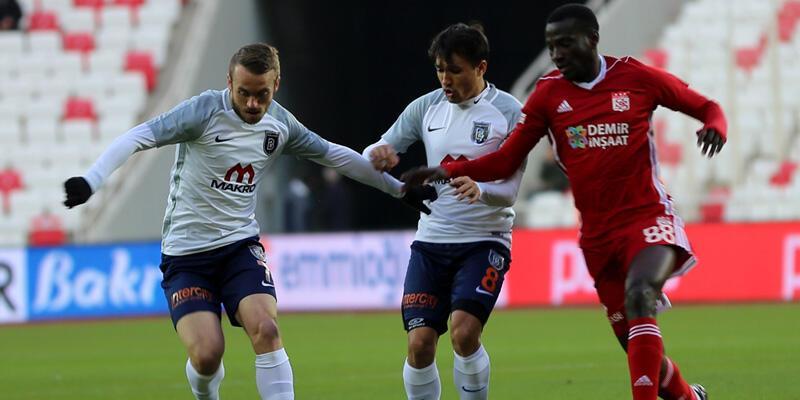 Sivasspor 1-0 Başakşehir / Maç Özeti