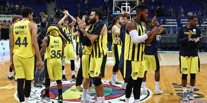 Fenerbahçe Doğuş - Yeşilgiresun Belediyespor: 85-72