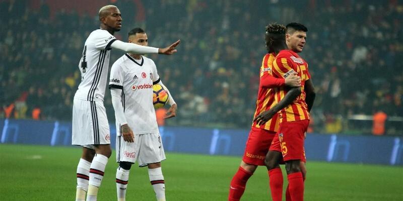 Beşiktaş Şampiyonlar Ligi'nden sonra 8 puan kaybetti