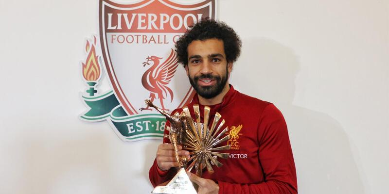 Mohamed Salah Yılın Afrikalı Futbolcusu seçildi