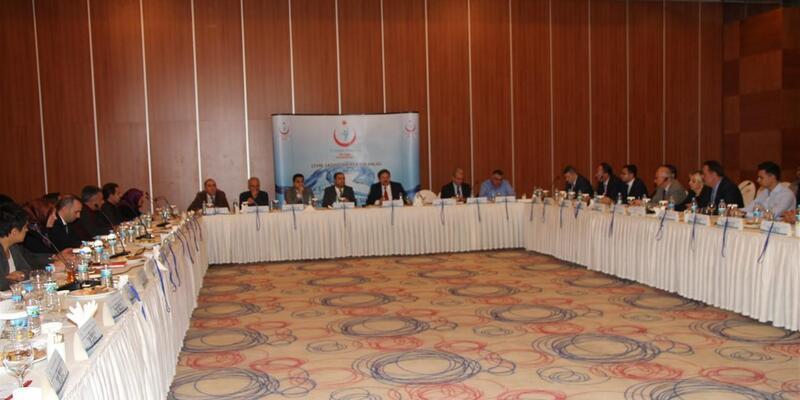 Van'da, yerel yönetimlerde 'Su Güvenliği' toplantısı
