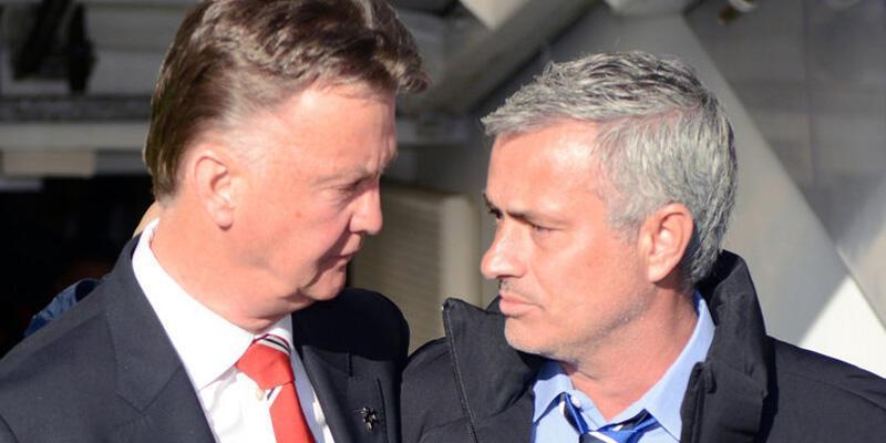 Van Gaal'den Mourinho'ya: Çok sıkıcı futbol oynuyorlar