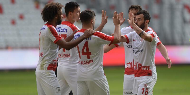 Antalyaspor 2-3 Orhangazi Belediyespor / Maç Özeti