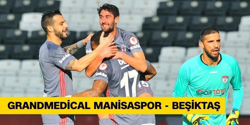 Manisaspor-Beşiktaş maçı izle   Türkiye Kupası canlı yayın