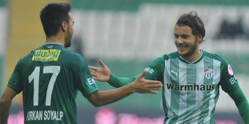 Bursaspor kupada tur atladı