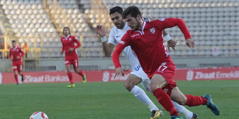 Boluspor 4-1 Kasımpaşa