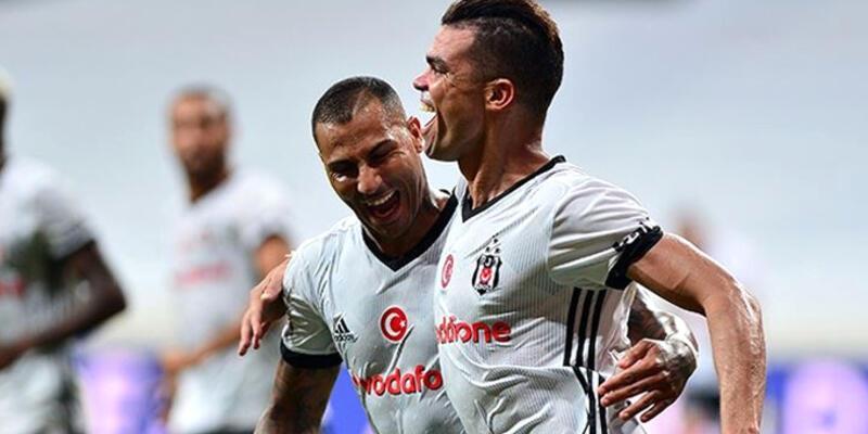 Beşiktaş'ta Pepe ve Talisca alarmı