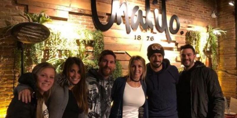 Luis Suarez Barcelona'da restoran açtı