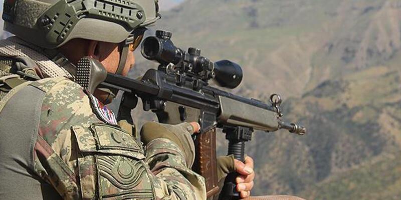 Mardin'de PKK sığınakları ortaya çıkarıldı