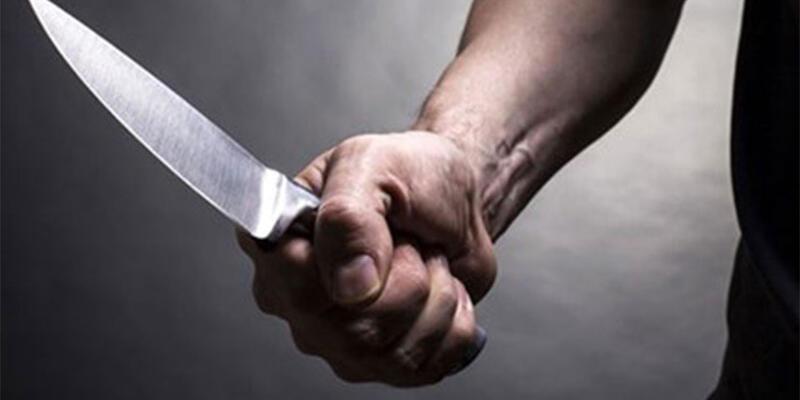 Tartıştığı babasını bıçaklayarak öldürdü