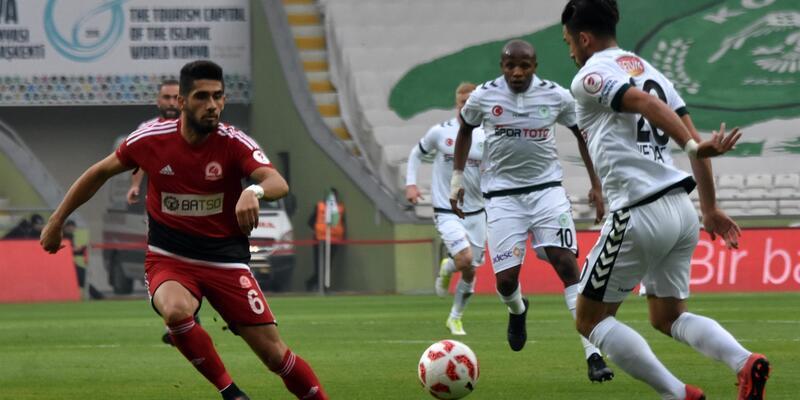 Konyaspor 2-0 Batman Petrolspor