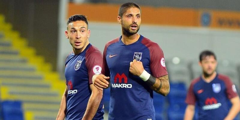 Başakşehir 1-0 Kahramanmaraşpor