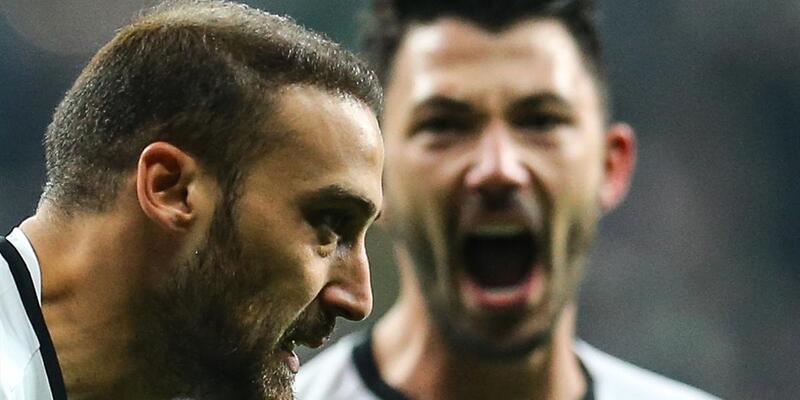 Beşiktaş Vodafone Park'ta 99 gol attı, 100'üncüyü arıyor