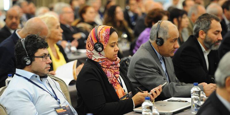 Kılıçdaroğlu, Ortadoğu Konferansı'nda konuştu (1)