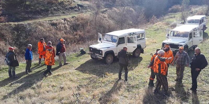 Amasya'da domuz safarisinde avcılar için yeni düzenleme