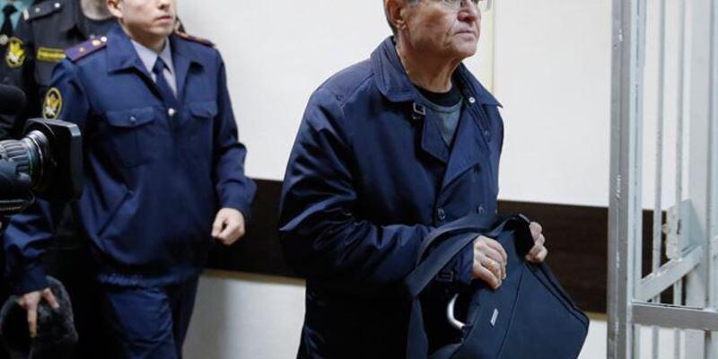 Eski Rus bakan Ulyukayev rüşvetten 8 yıl hapse mahkum edildi