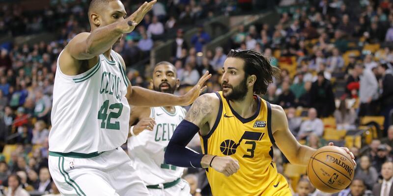 NBA: Utah Jazz 9 yıl sonra Celtics'i deplasmanda yendi