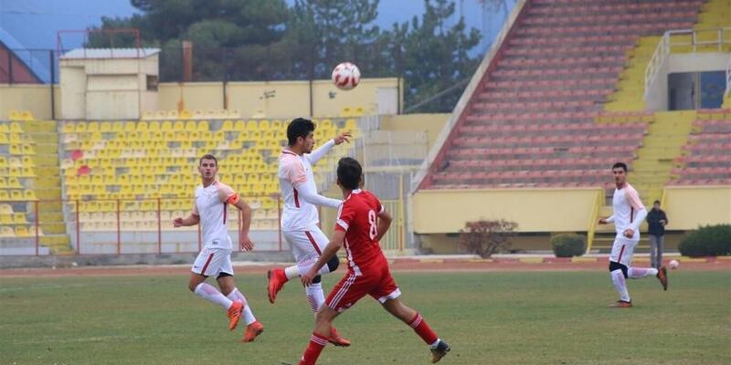 Galatasaray'ın gençleri Yeni Malatyaspor'a yenildi.
