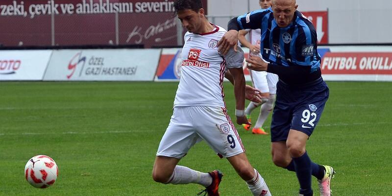 Altınordu 1-1 Adana Demirspor / Maç Özeti