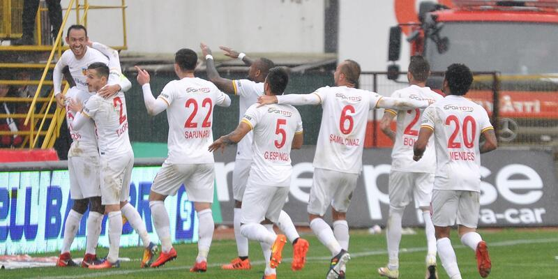 Akhisarspor 0-2 Kayserispor / Maç Özeti