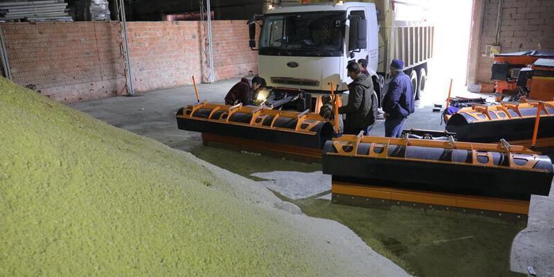 Edirne ve Tekirdağ'da kış hazırlıkları