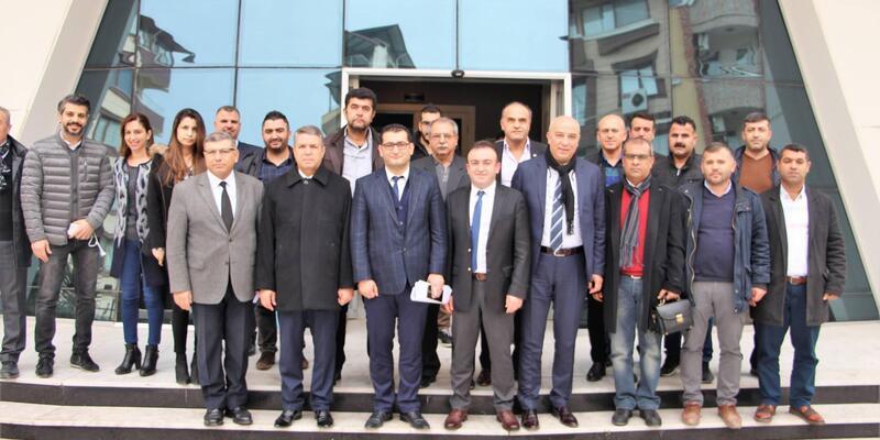 ATSO'dan üyelere seminer