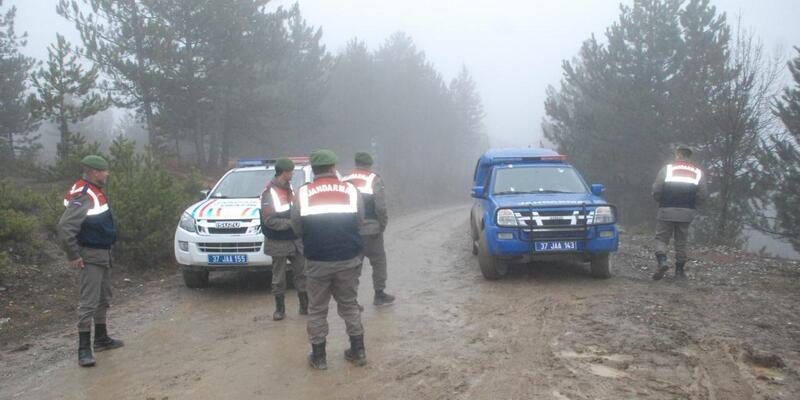 Kastamonu'da kayıp 5 kişilik aileyi arama çalışmaları sürüyor