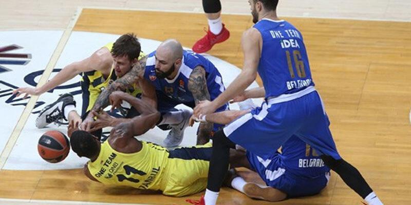 Fenerbahçe Doğuş farka koştu: 82-56
