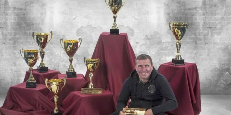 Gheorghe Hagi yılın teknik direktörü seçildi