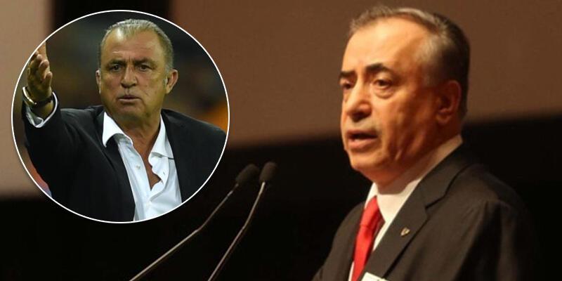Mustafa Cengiz Galatasaray Başkan adaylığını açıkladı... Fatih Terim...
