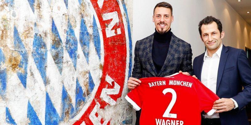 Sandro Wagner Bayern Münih'te